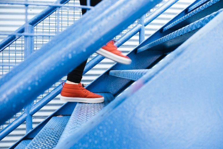 Stair Test Predicts Longevity