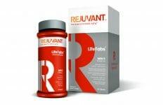 Rejuvant's™ proprietary formula of LifeAKG™ helps resist aging for men.